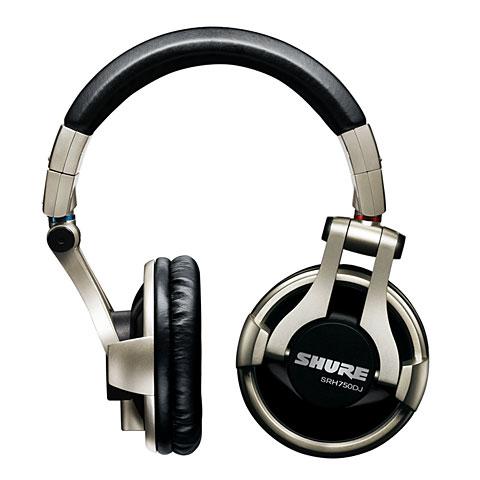 Auriculares Shure SRH750DJ