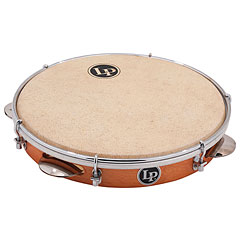 Latin Percussion LP3010N Brazilian Wood Pandeiro « Samba-Percussion
