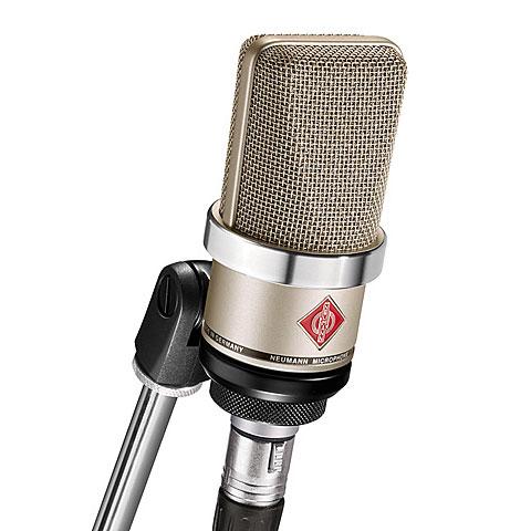 Mikrofon Neumann TLM 102 silver