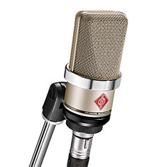 Neumann TLM 102 silver « Micrófono