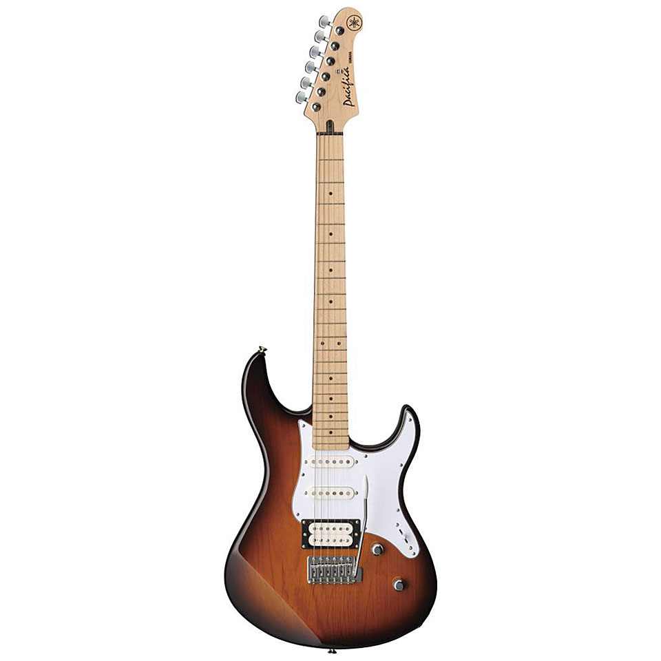 yamaha pacifica 112vm tbs electric guitar. Black Bedroom Furniture Sets. Home Design Ideas