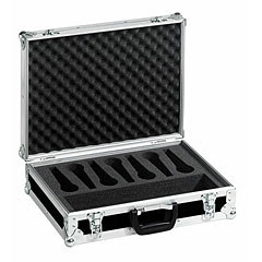 Roadinger Microphone Case Road 7 Microphones black « Mikrofonzubehör