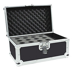 Roadinger Microphone Case Road 12 Microphones black « Mikrofonzubehör
