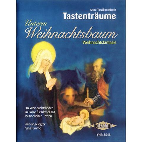 Bladmuziek Holzschuh Unterm Weihnachtsbaum