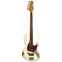 Sandberg California TM4 Hardcore Aged RW CRM « Electric Bass Guitar