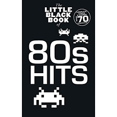 Music Sales The Little Black Book of 80's Hits « Recueil de morceaux