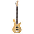 Electric Bass Guitar G&L L2000 Custom Natur RW, Electric Bass Guitars