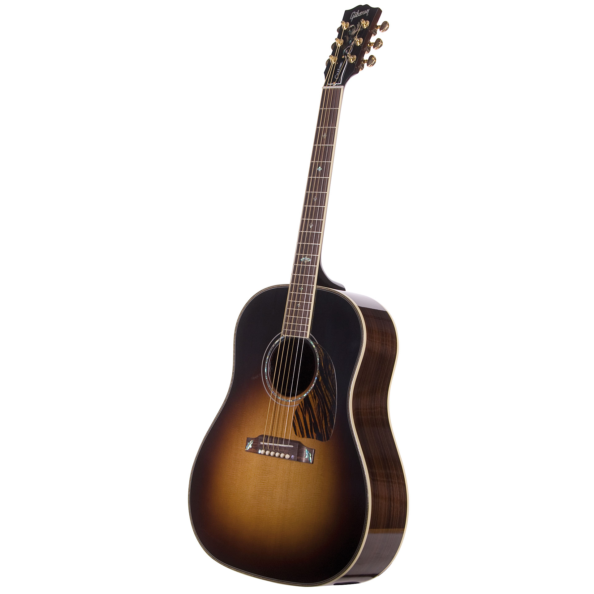 gibson j 45 custom sb acoustic guitar. Black Bedroom Furniture Sets. Home Design Ideas