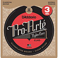 Classical Guitar Strings D'Addario EJ45-3D Pro-Arté