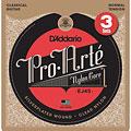 Струны для концертной гитары  D'Addario EJ45-3D Pro-Arté