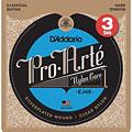 Struny do gitary klasycznej D'Addario EJ46-3D Pro-Arté