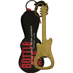 Music Sales Bottle Axe Opener Guitar « Abrebotellas