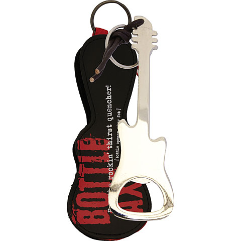 Abrebotellas Music Sales Bottle Axe Opener Guitar