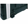 "19""-Rack Roadinger Plastic-Rack 19, 7U, DD/trolley, black"