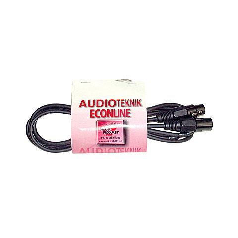 AudioTeknik ECON Kabel 1-1 FM 3m