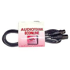 AudioTeknik ECON Kabel 1-1 FM 3 m