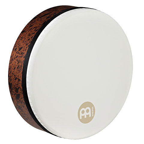 Meinl Synthetic Head Mizhar 14  Brown Burl