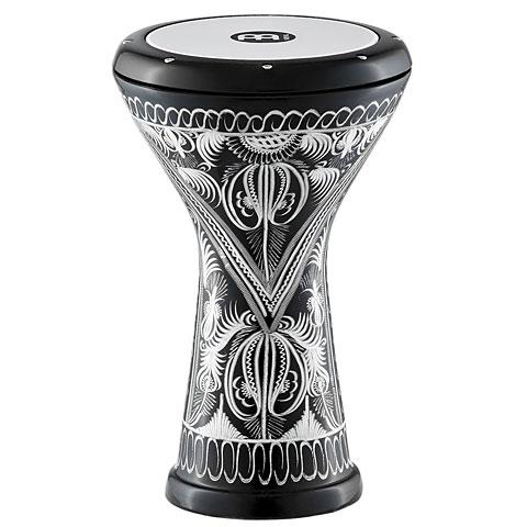 "Doumbek Meinl HE-3018 Aluminium Hand Engraved Doumbek 8 1/2"" x 17 1/8"""