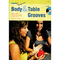 Libros didácticos Schott Body & Table Grooves