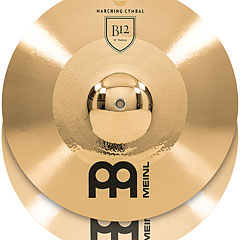 Meinl Professional MA-B12-16M « Marching Cymbals