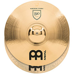 Meinl Professional MA-B10-20M « Marching Cymbals