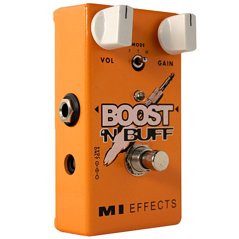 MI Audio Boost and Buff