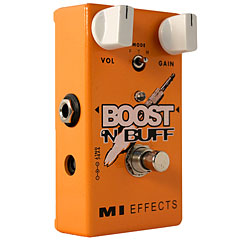 MI Audio Boost and Buff « Effectpedaal Gitaar