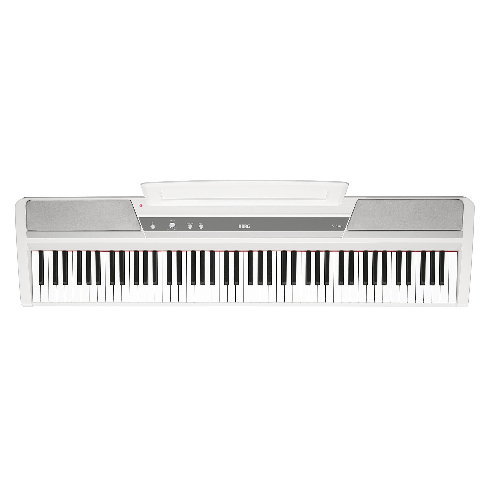 korg sp 170s w stage piano. Black Bedroom Furniture Sets. Home Design Ideas