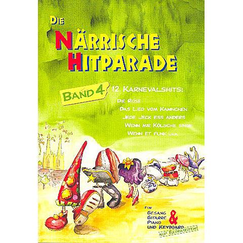 Gerig Die närrische Hitparade Bd.4