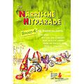 Recueil de morceaux Gerig Die närrische Hitparade Bd.4