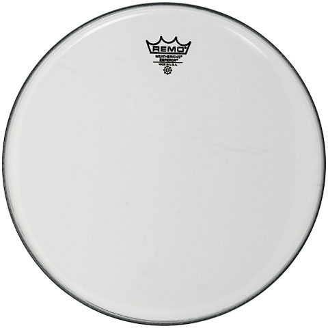 Remo Emperor Smooth White 18  Tom Head