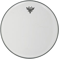 "Remo Emperor Smooth White 18"" Tom Head « Peau de tom"