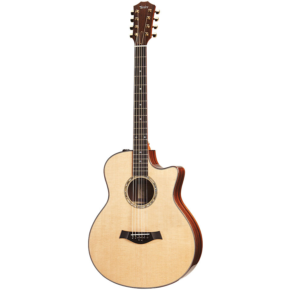 taylor baritone 8 acoustic guitar. Black Bedroom Furniture Sets. Home Design Ideas