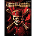 Śpiewnik Hal Leonard Pirates of the Caribbean
