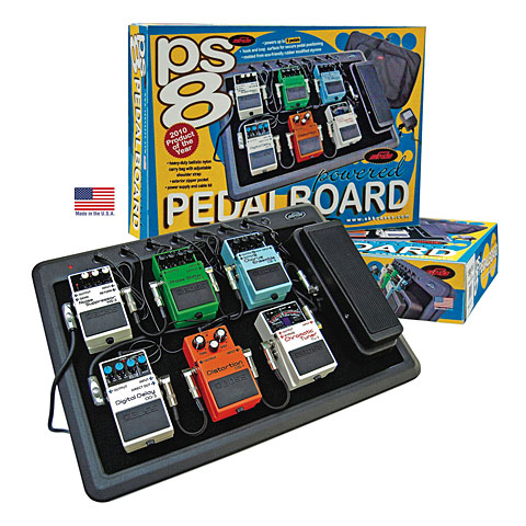 SKB PS-8 Powered Pedalboard