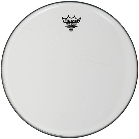 Remo Emperor Smooth White 12  Tom Head