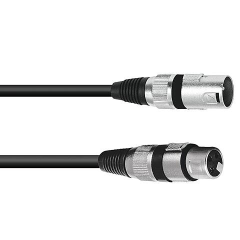 Cable para micrófono AudioTeknik ECON Kabel 1-1 FM 0,5 m