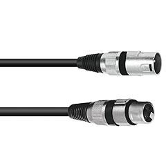 AudioTeknik ECON Kabel 1-1 FM 0,5 m « Câble microphone