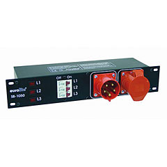 Eurolite SB-1050 Power Distributor « Power Distribution