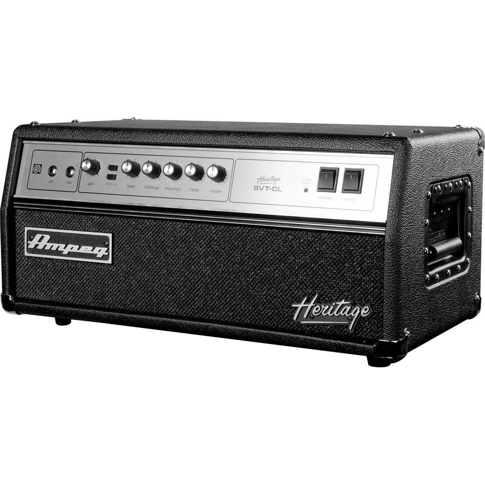 Ampeg Svt Heritage : ampeg heritage svt cl bass amp head ~ Hamham.info Haus und Dekorationen