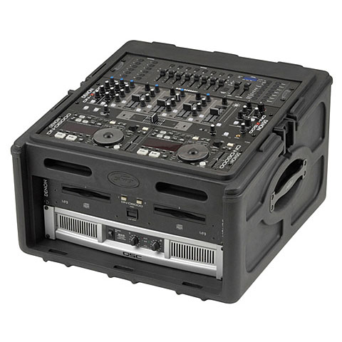 "19""-Rack SKB R104 Audio/DJ Case"