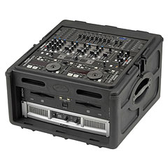 "SKB R104 Audio/DJ Case « 19"" Rack"