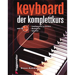 Voggenreiter Keyboard - Der Komplettkurs « Lehrbuch