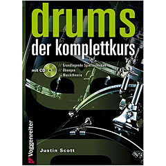 Voggenreiter Drums - Der Komplettkurs « Instructional Book
