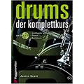 Εκαπιδευτικό βιβλίο Voggenreiter Drums - der komplettkurs
