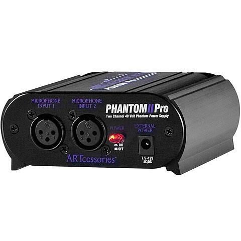 Mikrofonzubehör ART Phantom II Pro