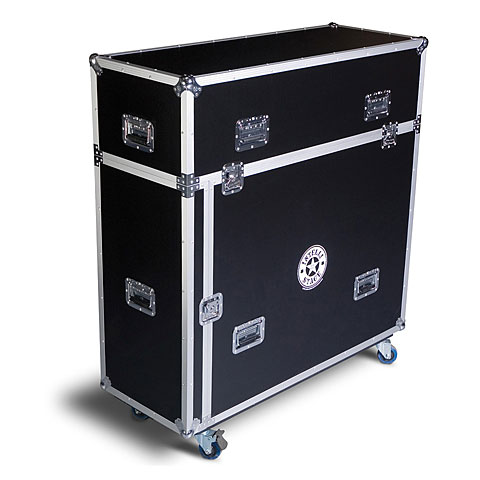 Stage Accessories Intellistage Transportation Flight Case for 6 2 x 1 m Plates