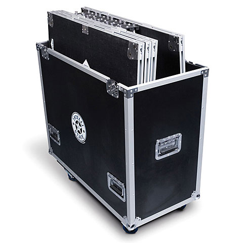 Stage Accessories Intellistage Transportation Flight Case for 6 Plates  1 x 1 m
