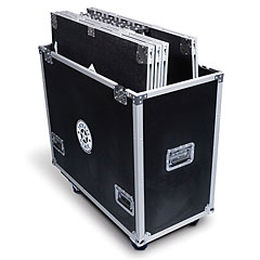 Intellistage Transportation Flight Case for 6 Plates  1 x 1 m « Stage Accessories