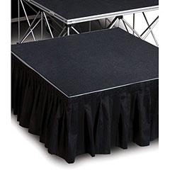 Intellistage Bühnenvorhang 2x0,20m
